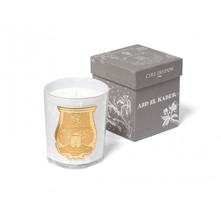 ABD EL KADER WHITE GLASS VELA 270GR